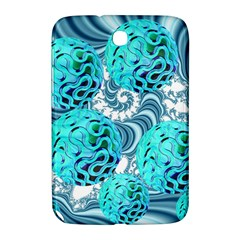 Teal Sea Forest, Abstract Underwater Ocean Samsung Galaxy Note 8.0 N5100 Hardshell Case