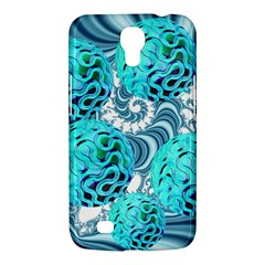Teal Sea Forest, Abstract Underwater Ocean Samsung Galaxy Mega 6.3  I9200 Hardshell Case
