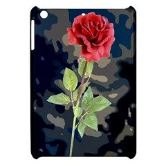 Long Stem Rose Apple iPad Mini Hardshell Case