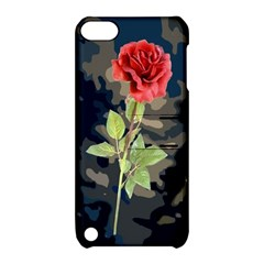 Long Stem Rose Apple Ipod Touch 5 Hardshell Case With Stand