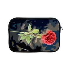 Long Stem Rose Apple iPad Mini Zippered Sleeve