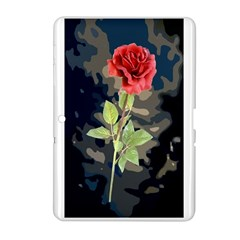 Long Stem Rose Samsung Galaxy Tab 2 (10 1 ) P5100 Hardshell Case