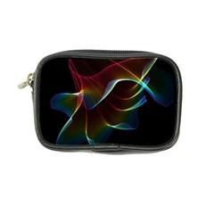 Imagine, Through The Abstract Rainbow Veil Coin Purse
