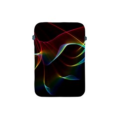 Imagine, Through The Abstract Rainbow Veil Apple iPad Mini Protective Sleeve