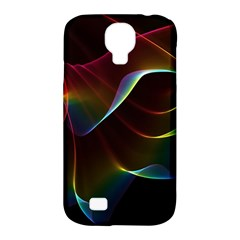 Imagine, Through The Abstract Rainbow Veil Samsung Galaxy S4 Classic Hardshell Case (PC+Silicone)