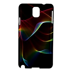 Imagine, Through The Abstract Rainbow Veil Samsung Galaxy Note 3 N9005 Hardshell Case