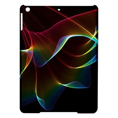 Imagine, Through The Abstract Rainbow Veil Apple iPad Air Hardshell Case