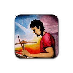 My Music & I Drink Coaster (Square)