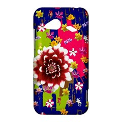 Flower Bunch HTC Droid Incredible 4G LTE Hardshell Case