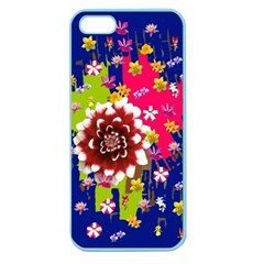 Flower Bunch Apple Seamless iPhone 5 Case (Color)