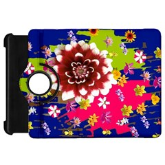 Flower Bunch Kindle Fire Hd 7  (1st Gen) Flip 360 Case