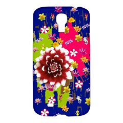 Flower Bunch Samsung Galaxy S4 I9500/i9505 Hardshell Case