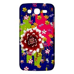 Flower Bunch Samsung Galaxy Mega 5 8 I9152 Hardshell Case