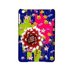 Flower Bunch Apple iPad Mini 2 Hardshell Case
