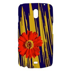 Red Flower Samsung Galaxy Nexus i9250 Hardshell Case