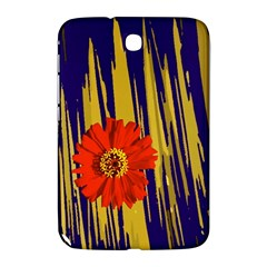 Red Flower Samsung Galaxy Note 8.0 N5100 Hardshell Case