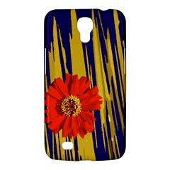 Red Flower Samsung Galaxy Mega 6.3  I9200 Hardshell Case