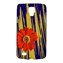 Red Flower Samsung Galaxy S4 Active (i9295) Hardshell Case