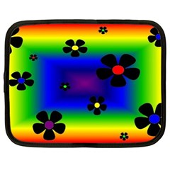 Mod Hippy Netbook Sleeve (xl)