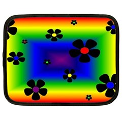 Mod Hippy Netbook Sleeve (XXL)