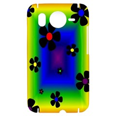 Mod Hippy HTC Desire HD Hardshell Case
