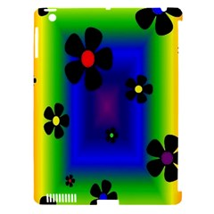 Mod Hippy Apple iPad 3/4 Hardshell Case (Compatible with Smart Cover)