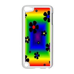 Mod Hippy Apple iPod Touch 5 Case (White)
