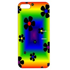 Mod Hippy Apple iPhone 5 Hardshell Case with Stand
