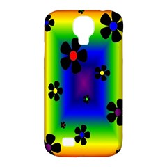 Mod Hippy Samsung Galaxy S4 Classic Hardshell Case (PC+Silicone)