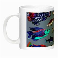 Fishy Glow in the Dark Mug