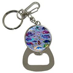Fishy Bottle Opener Key Chain