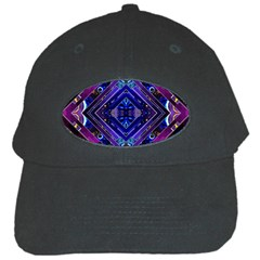 Galaxy Black Baseball Cap