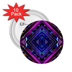 Galaxy 2.25  Button (10 pack)