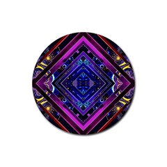 Galaxy Drink Coaster (round)
