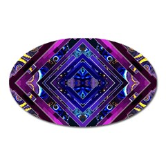 Galaxy Magnet (Oval)