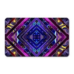 Galaxy Magnet (rectangular)