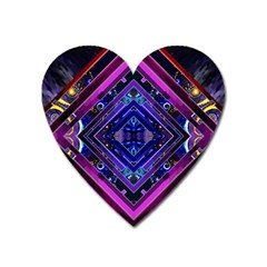 Galaxy Magnet (Heart)