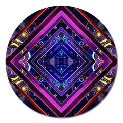 Galaxy Magnet 5  (Round)