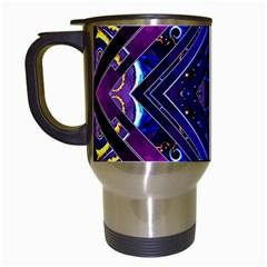 Galaxy Travel Mug (white)