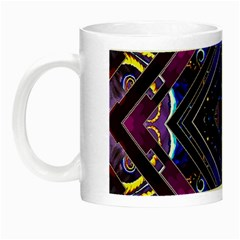 Galaxy Glow in the Dark Mug