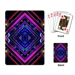 Galaxy Playing Cards Single Design