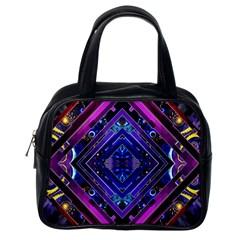 Galaxy Classic Handbag (One Side)