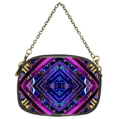 Galaxy Chain Purse (two Sided)