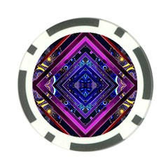 Galaxy Poker Chip (10 Pack)