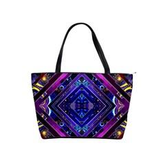 Galaxy Large Shoulder Bag