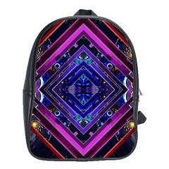 Galaxy School Bag (large)