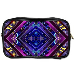 Galaxy Travel Toiletry Bag (Two Sides)