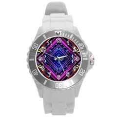 Galaxy Plastic Sport Watch (Large)