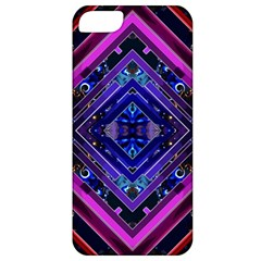 Galaxy Apple iPhone 5 Classic Hardshell Case