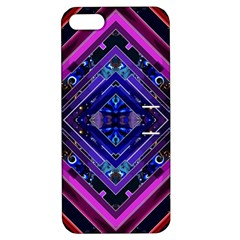 Galaxy Apple iPhone 5 Hardshell Case with Stand